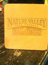 Nature Valley Advertising Leather Cup Protector