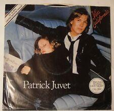 """Patrick Juvet - Limited Edition 12"""" Vinyl Single Viva California - Casablanca"""