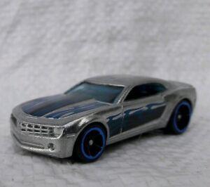 Hot Wheels. Camaro. Zamac Nude .50st Anniversary Hw. New IN Blister Packs