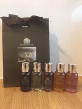 Molton Brown Ladies Body Wash / Shower Gel Gift Set 5 x 30ml Bottles - NEW