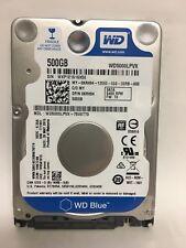 """Western Digital 500GB SATA 2.5"""" Laptop Hard Drive WD5000LPVX 7mm  WD thin xbox"""