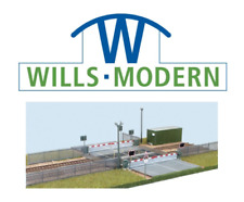Wills SSM318 Modern Level Crossing OO/HO Gauge Kit