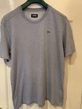 Genuine Men's Lacoste shirt Size 7 XL Excellent Condition