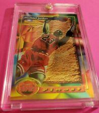1993-1994 Topps Finest Michael Jordan Non- Refractor Chicago Bulls GOAT 🐐 🔥🔥