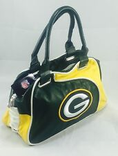 NFL Green Bay Packers Perfect Bowler Purse Hand Bag