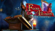 FACES OF ILLUSION: THE TWIN PHANTOMS - Steam chiave key - Gioco PC Game - ROW