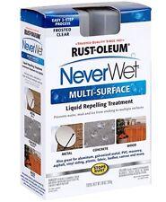 Rust-Oleum NeverWet Spray Water Repelling Multi-Purpose Hydrophobic Treatment