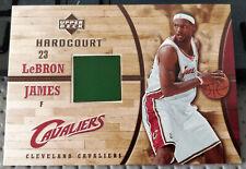 2006-07 Upper Deck Hardcourt LeBron James Floor Piece