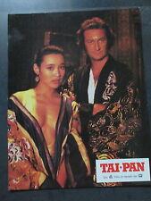TAI-PAN - Aushangfoto #3 - Daryl Duke - Bryan Brown, Joan Chen