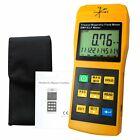 3-Axis Gaussmeter EMF ELF Electromagnetic Field Radiation 20/ 200/ 2000 mG & uT