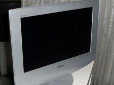 LCD-TV Sony-WEGA  KLV-17 HR 3 silber, sehr gut erhalten, Analog-Gerät!
