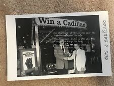 Robert Strong Riverdale Ut Wins 1987 Cadillac At Fremont Hotel Casino Photograph
