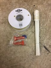 InGround Dog Fence Boundary Wire & Flag and Splice Kit  Pet Containment