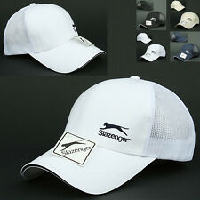 c32b4668570 MESH Cap SZM WHITE SLAZENGER Baseball Outdoor Fashion Sports Ball Hat Unisex
