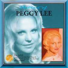 Peggy Lee -  Portrait of (1996) CD Album