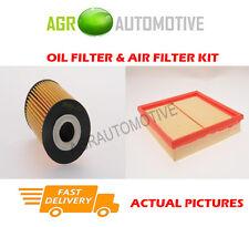 PETROL SERVICE KIT OIL AIR FILTER FOR BMW 316I 1.9 105 BHP 1998-01