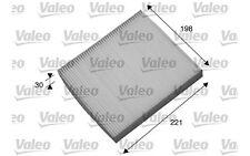 Espacio interior filtro filtro de polen-nissan x-trail t30 01-07 todos los modelos