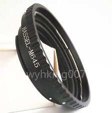 Hasselblad V CF C Mount lens to Mamiya 645 M645 645E 645J Camera Adapter Ring