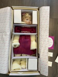"""Marie Osmond Quite A Pair Helena Doll New Never Used 24"""""""