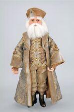 Katherine's Collection Claus Santa personaje oro terciopelo bordado 61cm nuevo