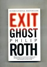 Philip Roth # EXIT GHOST # Vintage Open-Market Edition 2008 Libro Book