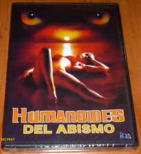 HUMANOIDES DEL ABISMO / HUMANOIDS FROM THE DREEP -DVD R2 English Español - Preci