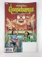 Goosebumps: Monsters At Midnight #1 October 2018 Comic Book IDW Comics