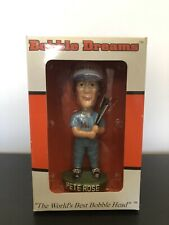 2002 Pete Rose Promo 4000 Hit Bobblehead.   /2500.