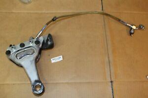 rear brake caliper + line 2000 FXR4 Harley FXR FXRT EPS23796