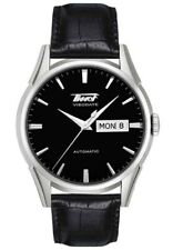 Tissot Heritage Visodate Men's Automatic Leather Band Watch T019.430.16.051.01