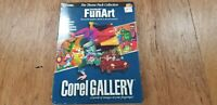 Corel Gallery FunArt software sealed new Fast Shipping