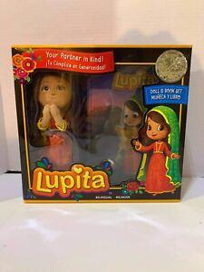 Lupita Doll And Book Set BRAND NEW Moms Choice Award