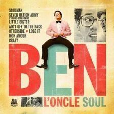 """Ben l'oncle soul """"Ben l'oncle soul (DIGI)"""" CD NEUF"""