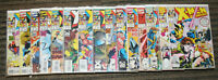 Marvel X-Men Adventures # 1-15 COMPLETE SET - 90s X-Men Cartoon Tie In