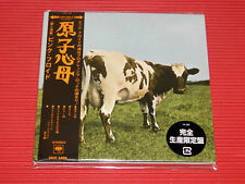 2017 PINK FLOYD Atom Heart Mother  JAPAN MINI LP CD