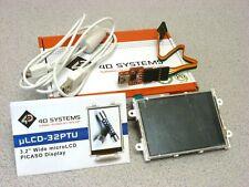 4D Systems uLCD-32PTU LCD Display Module Starter Kit (SK-32PTU) Fully Functional