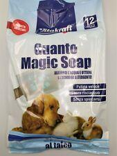 Vitakraft-guanto Magic Soap profumato al Talco per cani gatti ed altri Animali