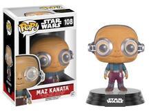 FUNKO POP! Star Wars EP7 Maz Kanata 108 Figure 9621