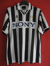 football jersey Juventus Kappa Sony vintage 1995 shirt juve calcio football