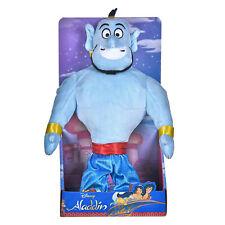 "Genie Aladdin Soft Toy Official Disney Pixar 10"" Plush Stuffed Figure"