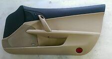 2005 thu 2013 Corvette C6 Right Passenger Side Door Panel CASHMERE 25873042