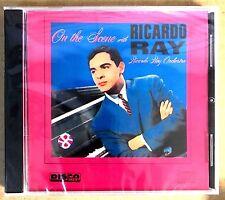 """RICARDO REY - """"ON THE SCENE - CD"""