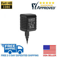 1080P HD Motion Activated AC Adapter USB Charger Hidden Camera Spy Nanny Cam