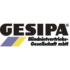 GESIPA Futterbacken zu NTS, NTX, Flipper 2-teilig