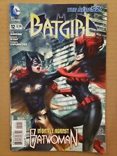 Batgirl #12 New 52 Artgerm cover NM-