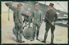 Military Soldiers Royal Dutch Army Van Oorschot 1 cartolina XF9172