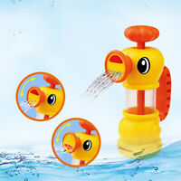 Cikoo Children Baby Infant Kids Duck Bath Pool Beach Water Pump Squirt Toy Gun