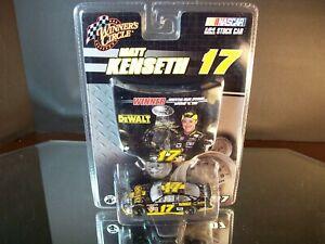 Matt Kenseth #17 Dewalt Nano Homestead Win 2007 Ford Fusion 1:64 W.C.