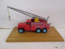 Corgi Major. Chipperfields Circus Crane Truck. 1121.1:50