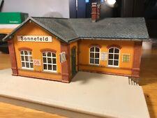 """Faller HO 110095 Wayside Station """"Sonnefeld"""" Fully Assembled Model"""